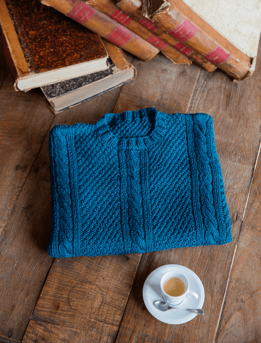 Capuccino Sweater