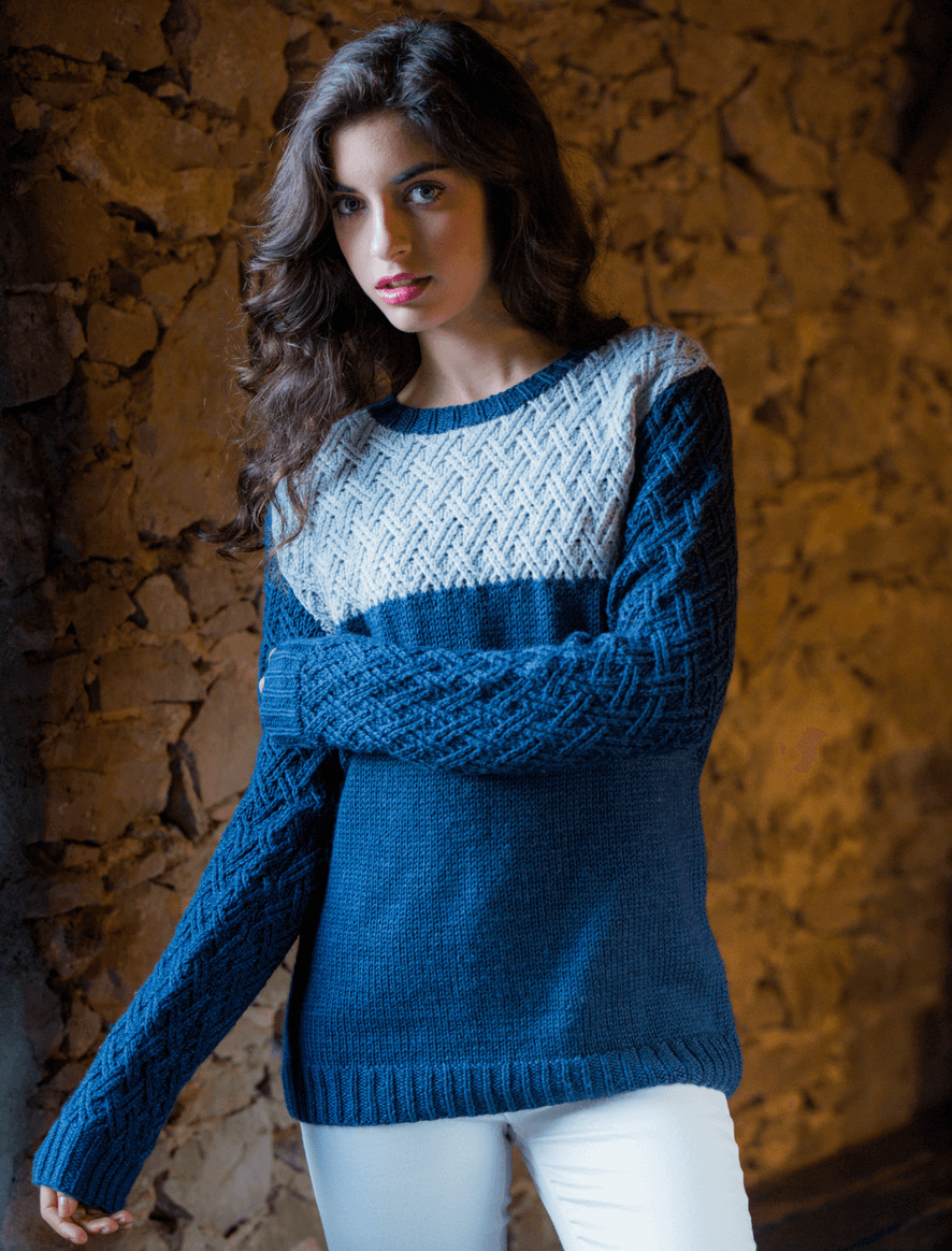 "Man's Sweater ""Bruma"""