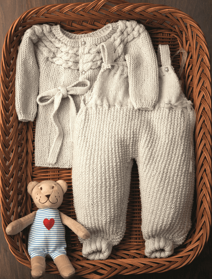 MerinoLand Onesie and Coat