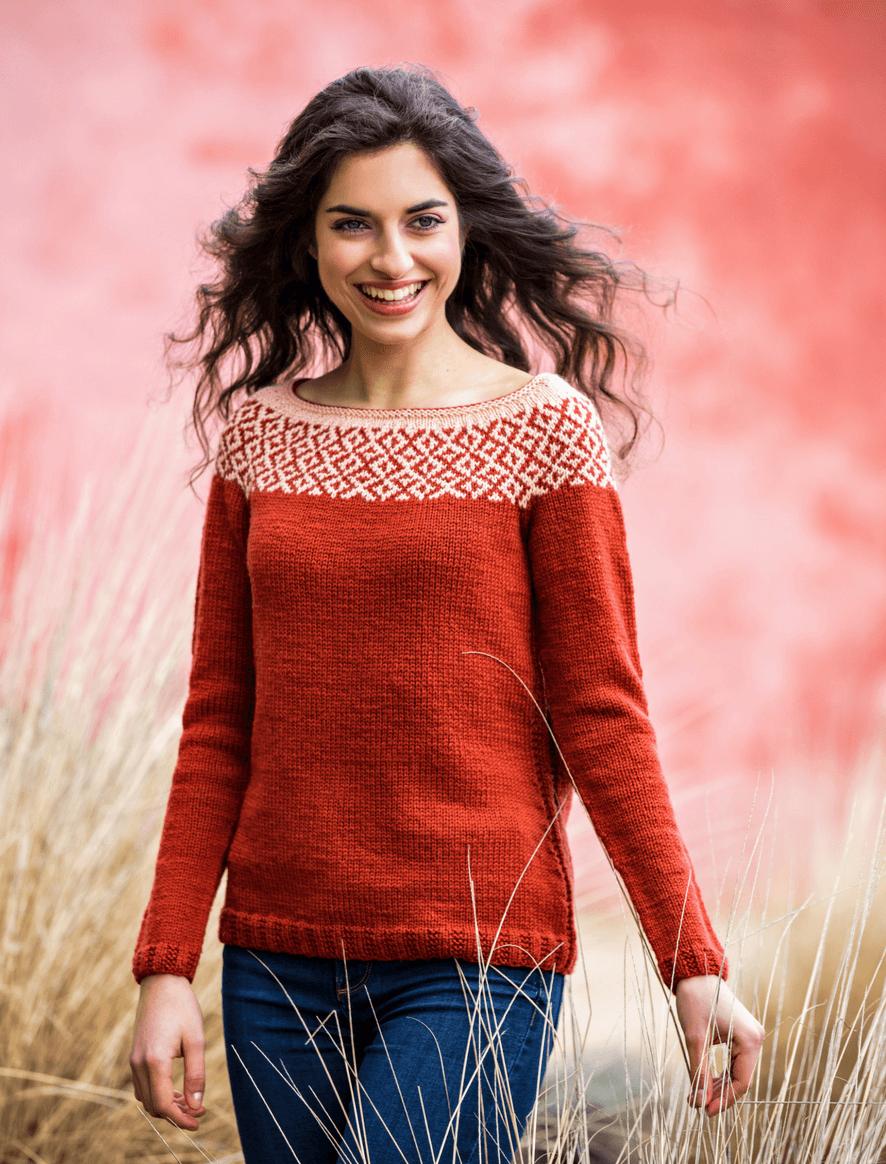 194 | TEC Mosaico Sweater