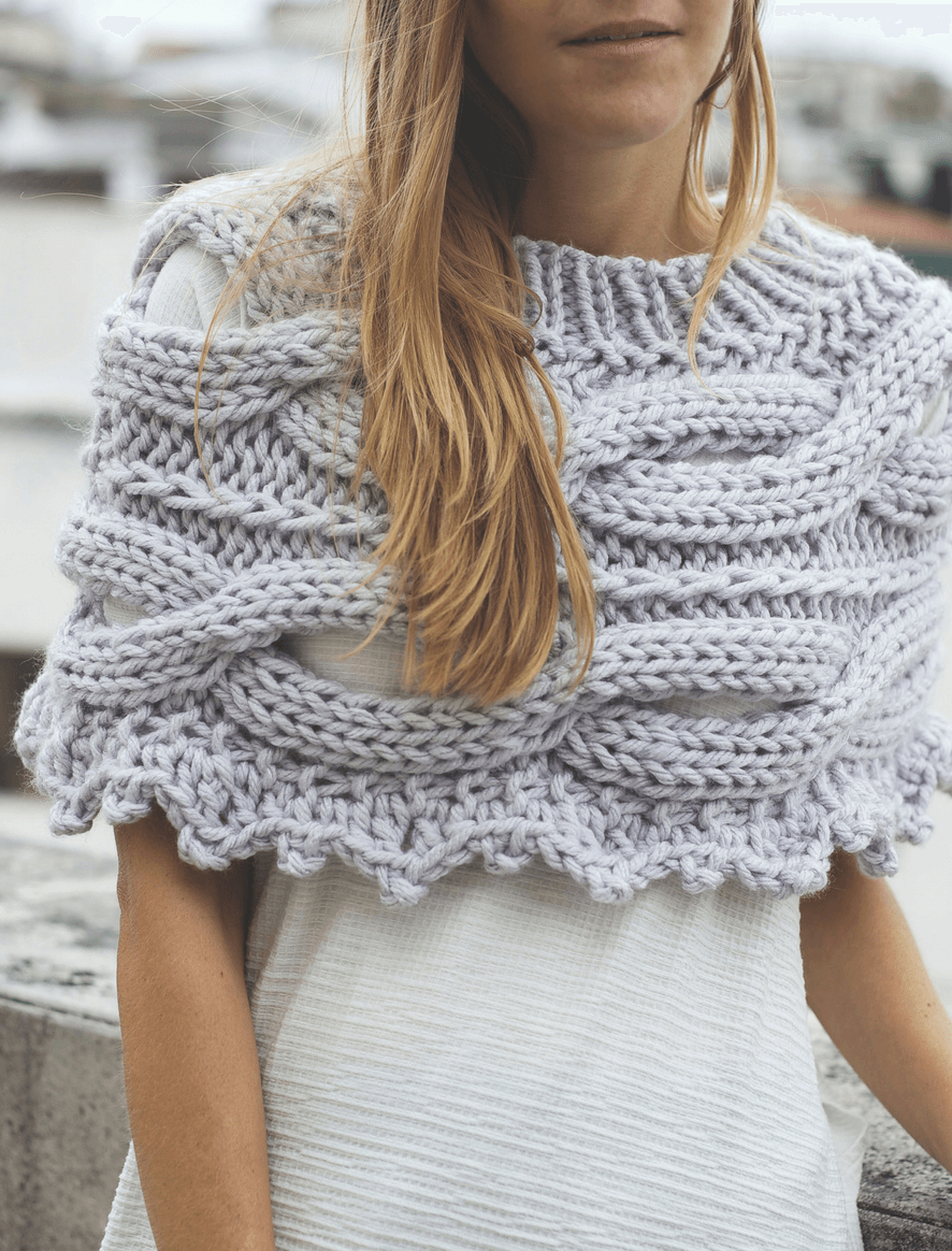 122 | Number One Poncho