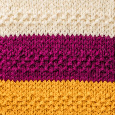 amostra tricotada serra
