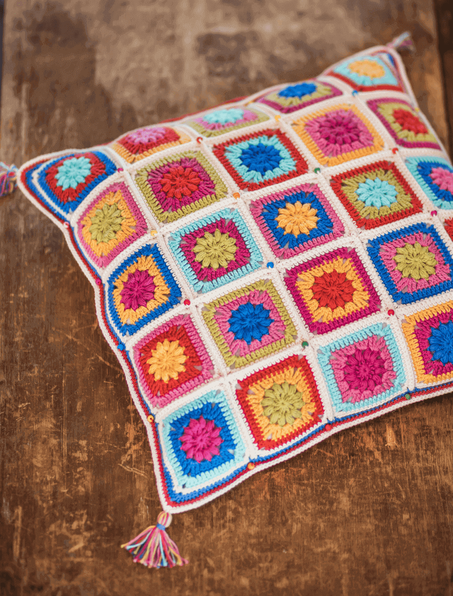 207 | Bohemian Garden Cushion Cover