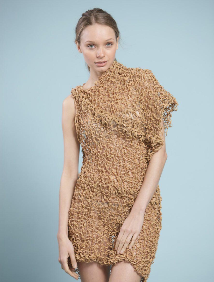 113 | Vestido de corcho