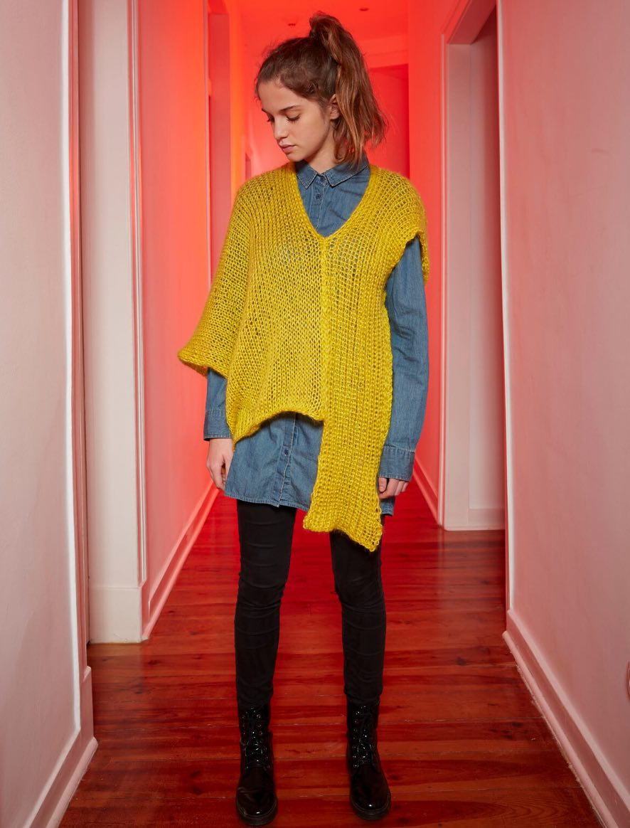 132 | Pluma sweater